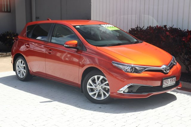 Used Toyota Corolla Ascent Sport S-CVT, Cairns, 2017 Toyota Corolla Ascent Sport S-CVT Hatchback
