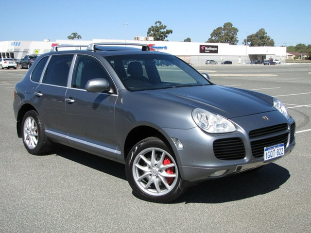 Used Porsche Cayenne Turbo, Maddington, 2004 Porsche Cayenne Turbo Wagon