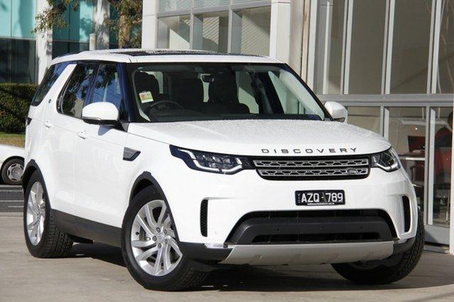 Demonstrator, Demo, Near New Land Rover Discovery SD4 HSE, Port Melbourne, 2018 Land Rover Discovery SD4 HSE Wagon