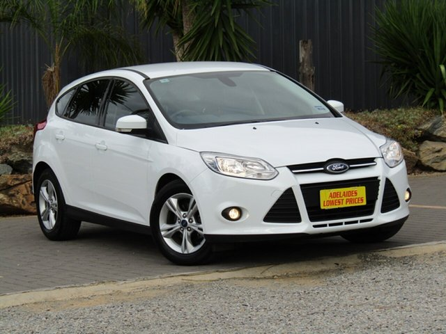 Used Ford Focus Trend PwrShift, 2014 Ford Focus Trend PwrShift Hatchback