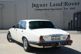 1980 Daimler Double Six Sedan.