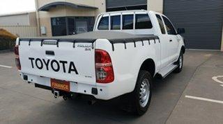 2014 Toyota Hilux SR (4x4) X Cab Pickup.