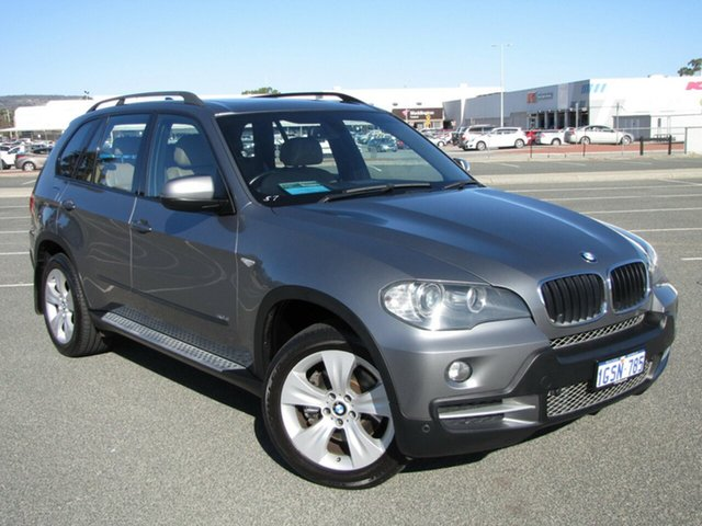Used BMW X5 xDrive30i Steptronic Executive, Maddington, 2009 BMW X5 xDrive30i Steptronic Executive Wagon