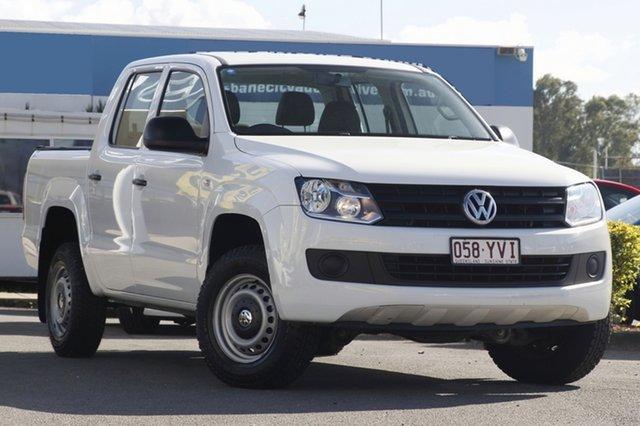 Used Volkswagen Amarok TDI420 4x2, Bowen Hills, 2015 Volkswagen Amarok TDI420 4x2 Utility