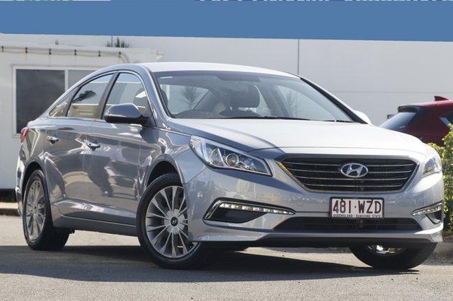 Used Hyundai Sonata Elite, Bowen Hills, 2015 Hyundai Sonata Elite Sedan