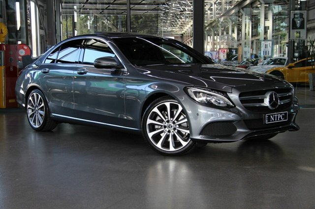 Used Mercedes-Benz C300 9G-Tronic, North Melbourne, 2018 Mercedes-Benz C300 9G-Tronic Sedan