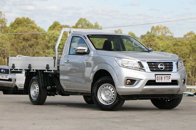 Demonstrator, Demo, Near New Nissan Navara RX 4x2, Indooroopilly, 2018 Nissan Navara RX 4x2 Cab Chassis