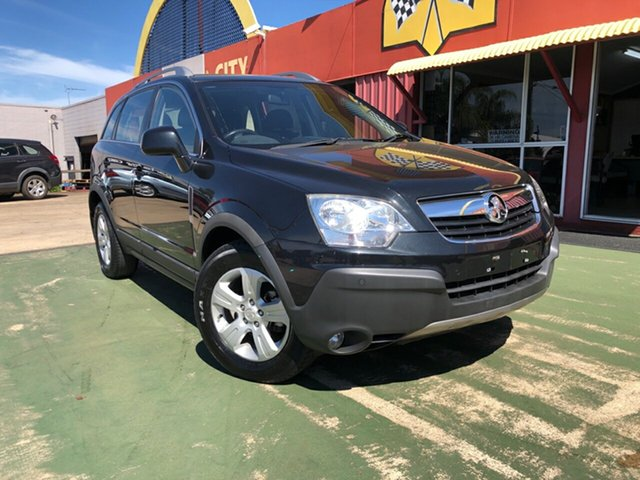 Used Holden Captiva 5 AWD, Toowoomba, 2010 Holden Captiva 5 AWD Wagon