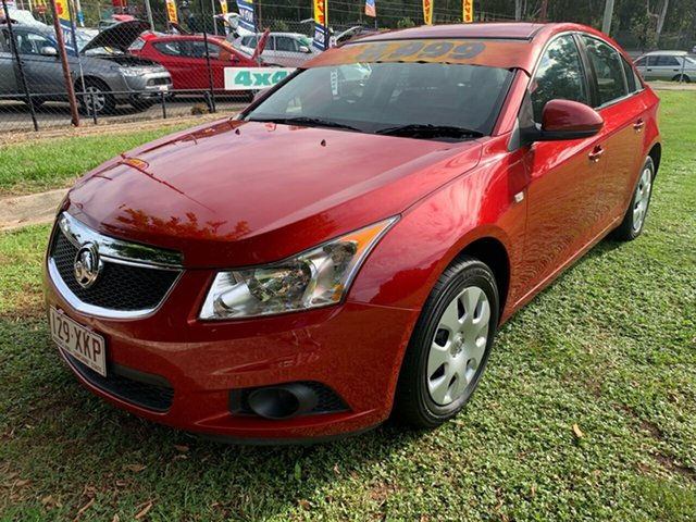 Used Holden Cruze CD, Clontarf, 2012 Holden Cruze CD Sedan