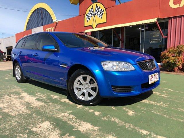 Used Holden Commodore Omega Sportwagon, Toowoomba, 2010 Holden Commodore Omega Sportwagon Wagon