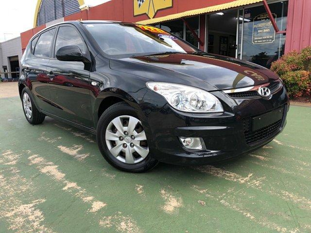 Used Hyundai i30 SX, Toowoomba, 2009 Hyundai i30 SX Hatchback
