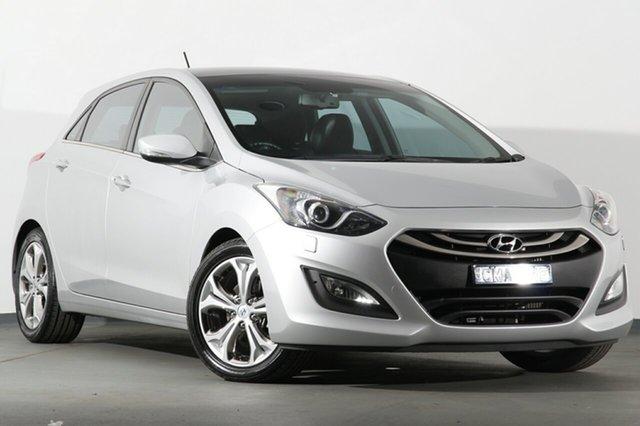 Used Hyundai i30 Premium, Campbelltown, 2012 Hyundai i30 Premium Hatchback