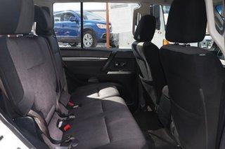 2011 Mitsubishi Pajero GLX Wagon.