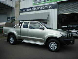 2011 Toyota Hilux SR5 Xtra Cab Utility.