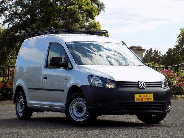Used Volkswagen Caddy TSI160 SWB, 2014 Volkswagen Caddy TSI160 SWB Van
