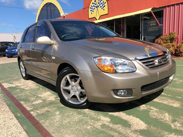 Used Kia Cerato EX, Toowoomba, 2007 Kia Cerato EX Hatchback