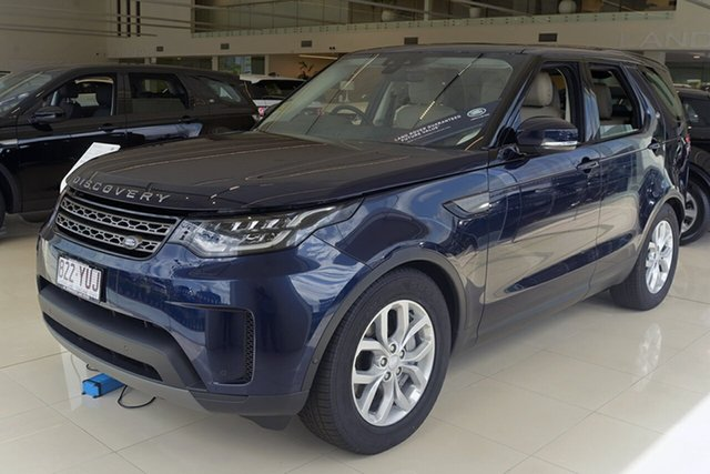 Demonstrator, Demo, Near New Land Rover Discovery, Springwood, 2018 Land Rover Discovery Wagon