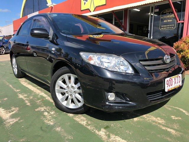 Used Toyota Corolla Conquest, Toowoomba, 2007 Toyota Corolla Conquest Sedan
