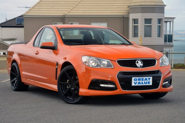 Used Holden Ute SV6, Christies Beach, 2013 Holden Ute SV6 Utility