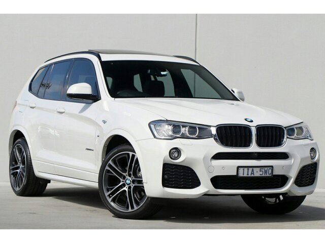 Used BMW X3 xDrive20d Steptronic, Clayton, 2016 BMW X3 xDrive20d Steptronic Wagon