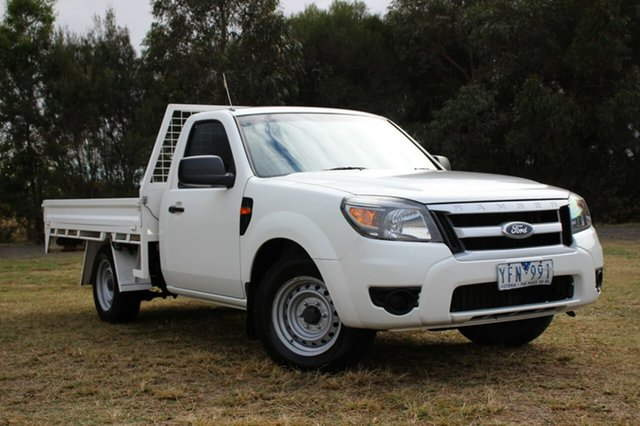 Used Ford Ranger XL 4x2, Officer, 2011 Ford Ranger XL 4x2 Cab Chassis