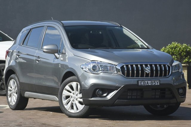Discounted Demonstrator, Demo, Near New Suzuki S-Cross Turbo, Warwick Farm, 2018 Suzuki S-Cross Turbo SUV