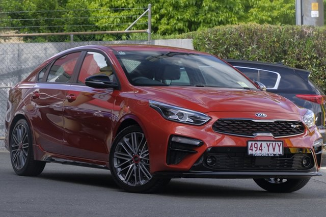 Demonstrator, Demo, Near New Kia Cerato GT DCT, Toowong, 2019 Kia Cerato GT DCT Sedan