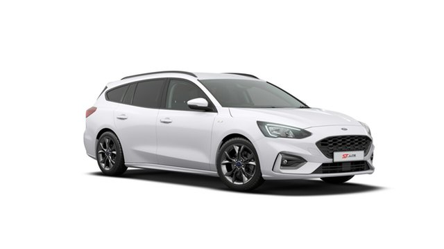 Discounted New Ford Focus ST-Line, Campbelltown, 2019 Ford Focus ST-Line Wagon
