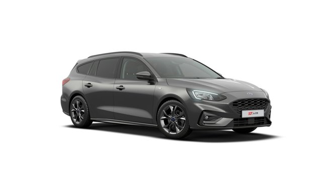 Discounted New Ford Focus ST-Line, Campbelltown, 2018 Ford Focus ST-Line Wagon
