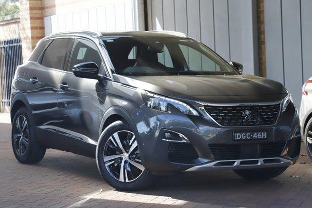 Discounted Demonstrator, Demo, Near New Peugeot 3008 GT Line SUV, Artarmon, 2019 Peugeot 3008 GT Line SUV Hatchback