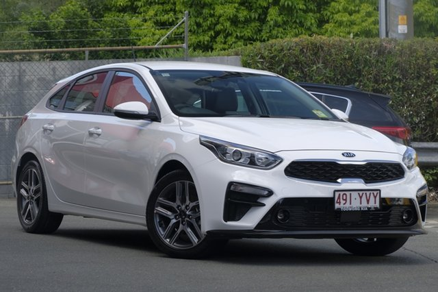 Demonstrator, Demo, Near New Kia Cerato Sport+, Toowong, 2019 Kia Cerato Sport+ Hatchback