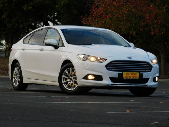 Used Ford Mondeo Ambiente PwrShift, 2015 Ford Mondeo Ambiente PwrShift Hatchback