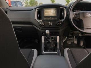 2018 Holden Colorado LS (4x4) Crew Cab Pickup.