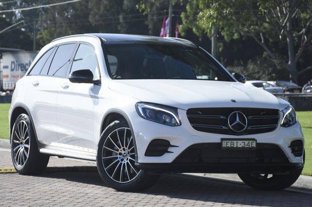 Demonstrator, Demo, Near New Mercedes-Benz GLC200 9G-Tronic, Warwick Farm, 2018 Mercedes-Benz GLC200 9G-Tronic SUV