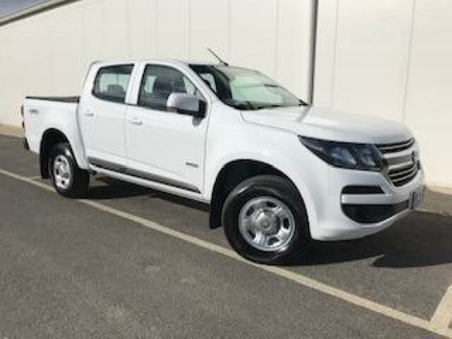 Used Holden Colorado LS (4x4), Wangaratta, 2018 Holden Colorado LS (4x4) Crew Cab Pickup