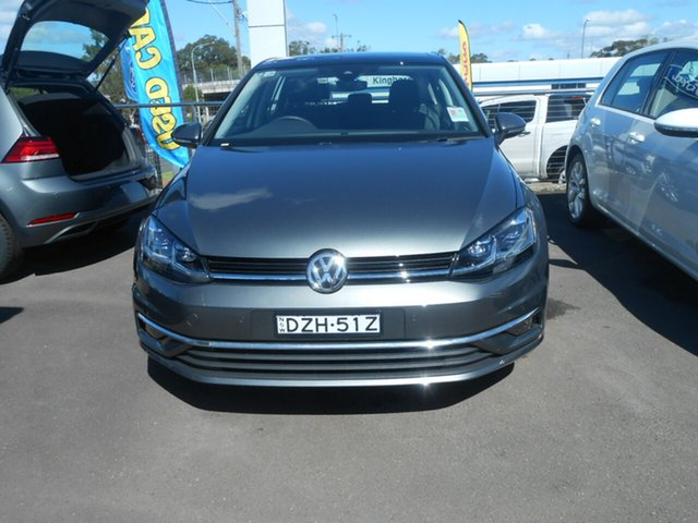 Demonstrator, Demo, Near New Volkswagen Golf 110 TSI Highline, Nowra, 2018 Volkswagen Golf 110 TSI Highline Hatchback