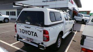 2014 Toyota Hilux SR Double Cab Utility.