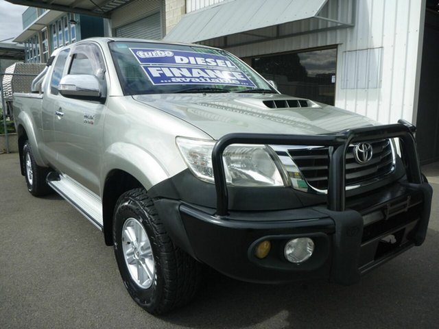 Used Toyota Hilux SR5 Xtra Cab, Edwardstown, 2011 Toyota Hilux SR5 Xtra Cab Utility