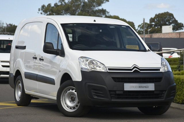 Discounted New Citroen Berlingo L2 ETG BlueHDi, Warwick Farm, 2019 Citroen Berlingo L2 ETG BlueHDi Van