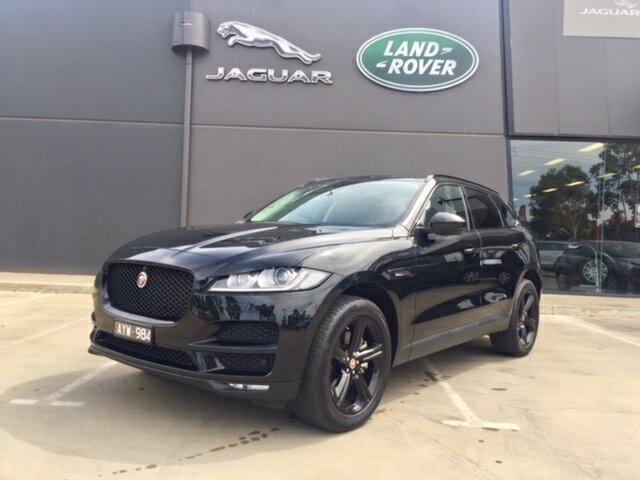 Demonstrator, Demo, Near New Jaguar F-PACE, Kialla, 2019 Jaguar F-PACE