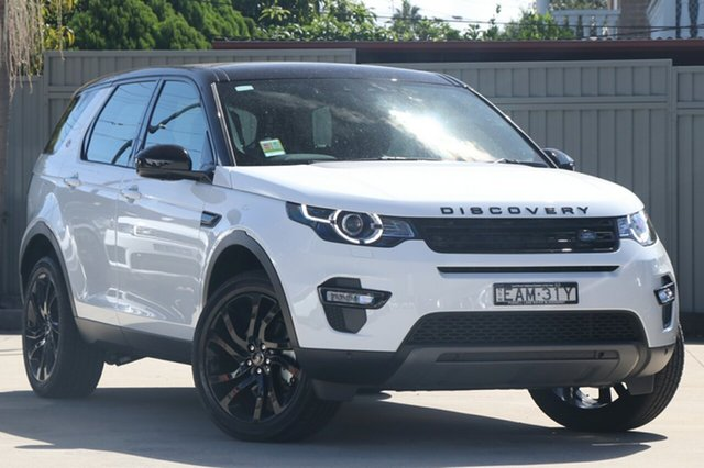 Land Rover Discovery Sport TD4 132kW HSE, Blakehurst, 2018 Land Rover Discovery Sport TD4 132kW HSE Wagon