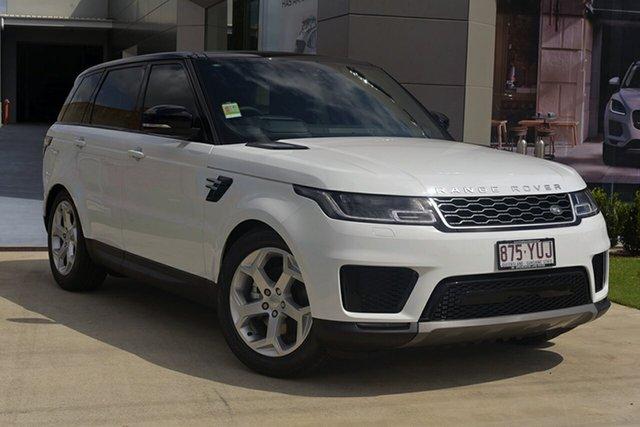 Demonstrator, Demo, Near New Land Rover Range Rover Sport, Springwood, 2018 Land Rover Range Rover Sport Wagon