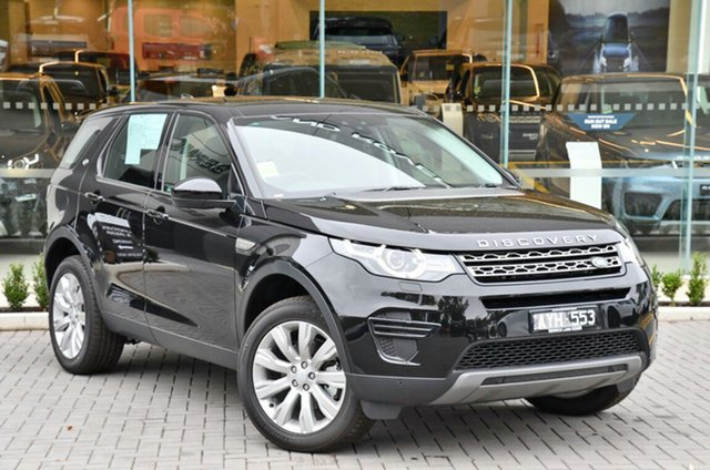 Demonstrator, Demo, Near New Land Rover Discovery Sport Si4 177kW SE, Berwick, 2018 Land Rover Discovery Sport Si4 177kW SE Wagon