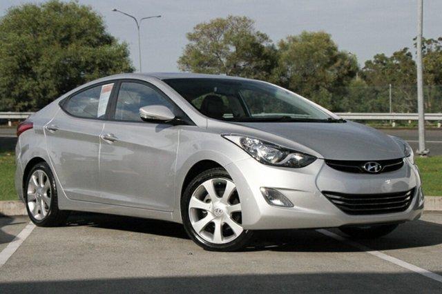 Used Hyundai Elantra Premium, Indooroopilly, 2012 Hyundai Elantra Premium Sedan