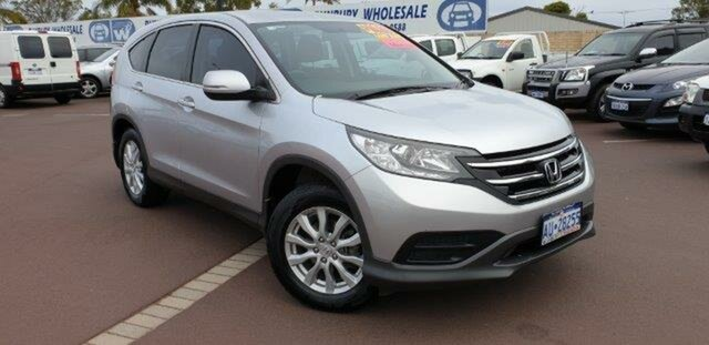 Discounted Used Honda CR-V VTi, East Bunbury, 2013 Honda CR-V VTi Wagon