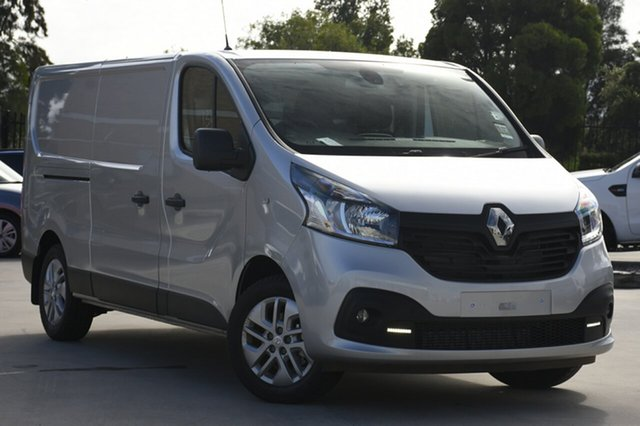 Discounted Demonstrator, Demo, Near New Renault Trafic 103KW Low Roof LWB, Southport, 2018 Renault Trafic 103KW Low Roof LWB Van