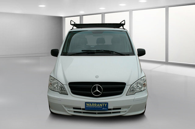 Used Mercedes-Benz Vito 113CDI LWB, West Footscray, 2011 Mercedes-Benz Vito 113CDI LWB Van