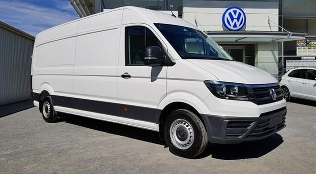 New Volkswagen Crafter 35 High Roof LWB TDI410, Tanunda, 2019 Volkswagen Crafter 35 High Roof LWB TDI410 Van