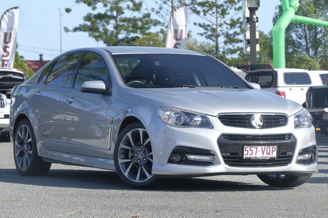 Used Holden Commodore SS V, Beaudesert, 2015 Holden Commodore SS V Sedan
