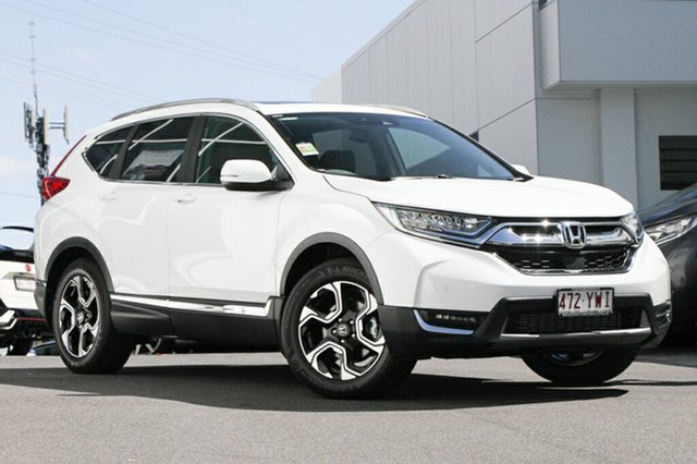 Demonstrator, Demo, Near New Honda CR-V VTi-LX 4WD, Indooroopilly, 2019 Honda CR-V VTi-LX 4WD Wagon